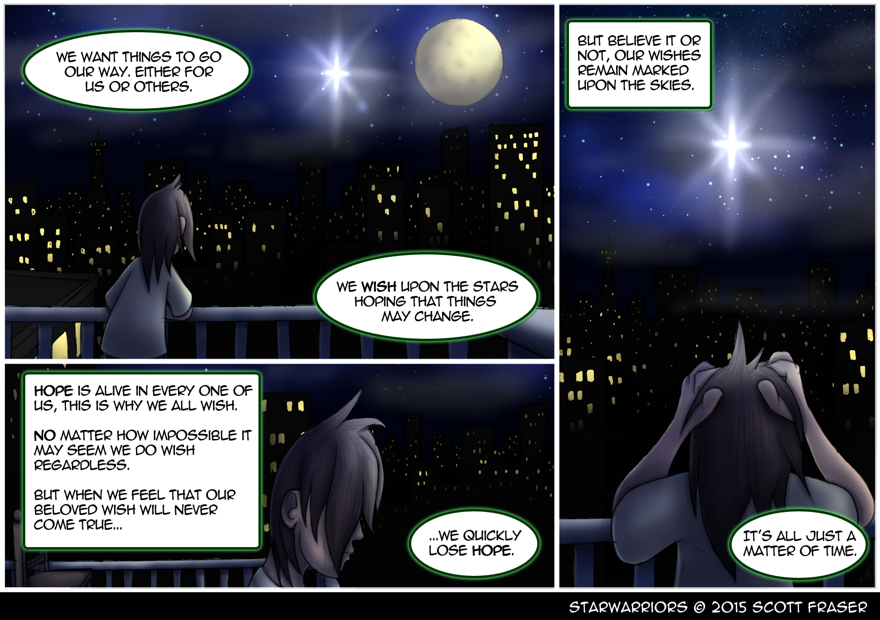 Ch0 Page 1 – Desperately Wishing