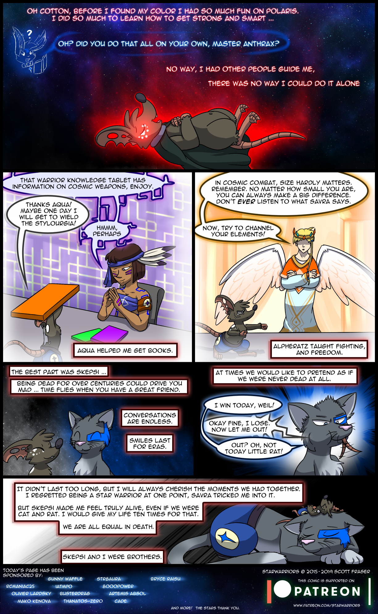 Ch4 Page 29 – My Friends, My Family